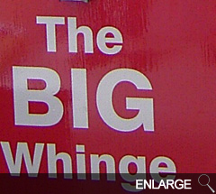 The Big Whinge Box, Donegall Pass, Call Centre Collective